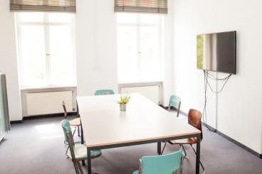 Der Meetingraum - 22 qm