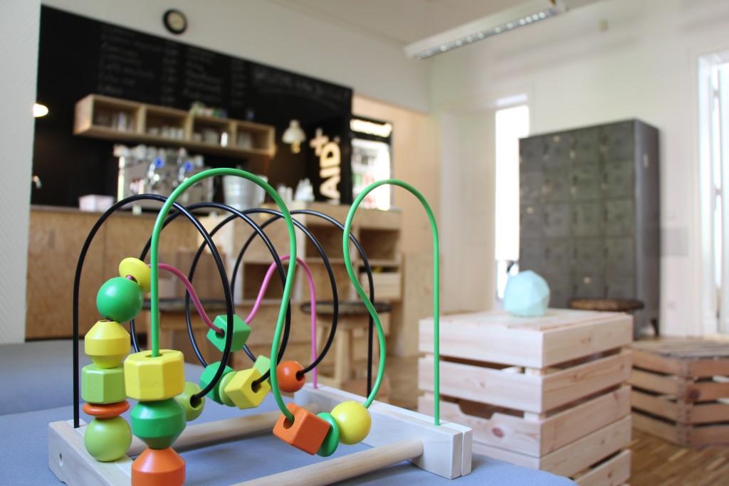 Café im juggleHUB