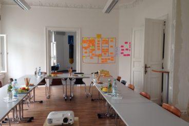 Der Konferenzraum - 44 qm