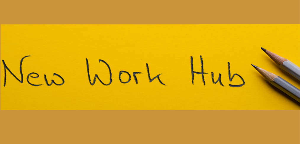 Header New Work HUB