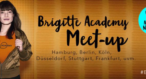 Brigitte Academy Roadshow
