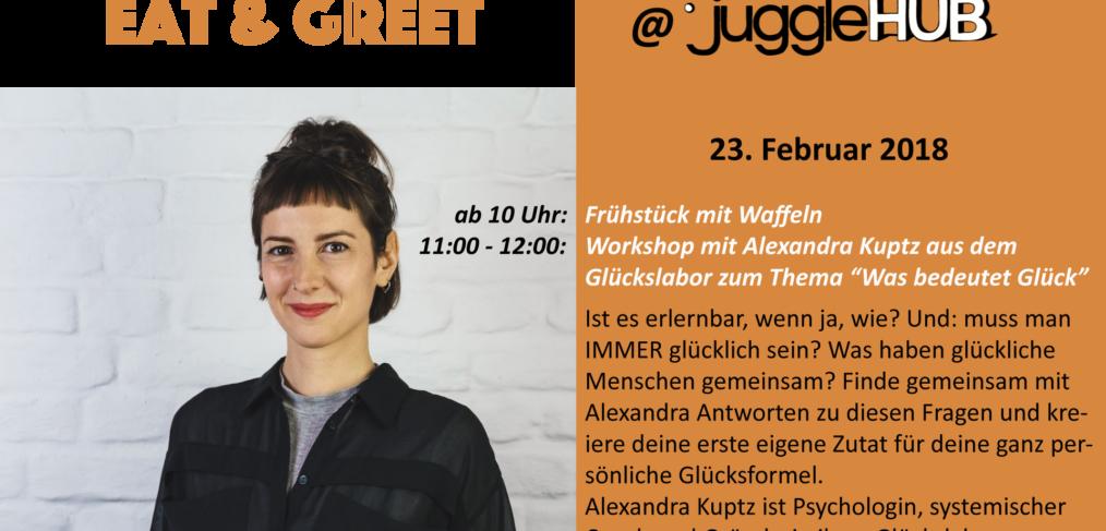 Eat & Greet Edition Glück