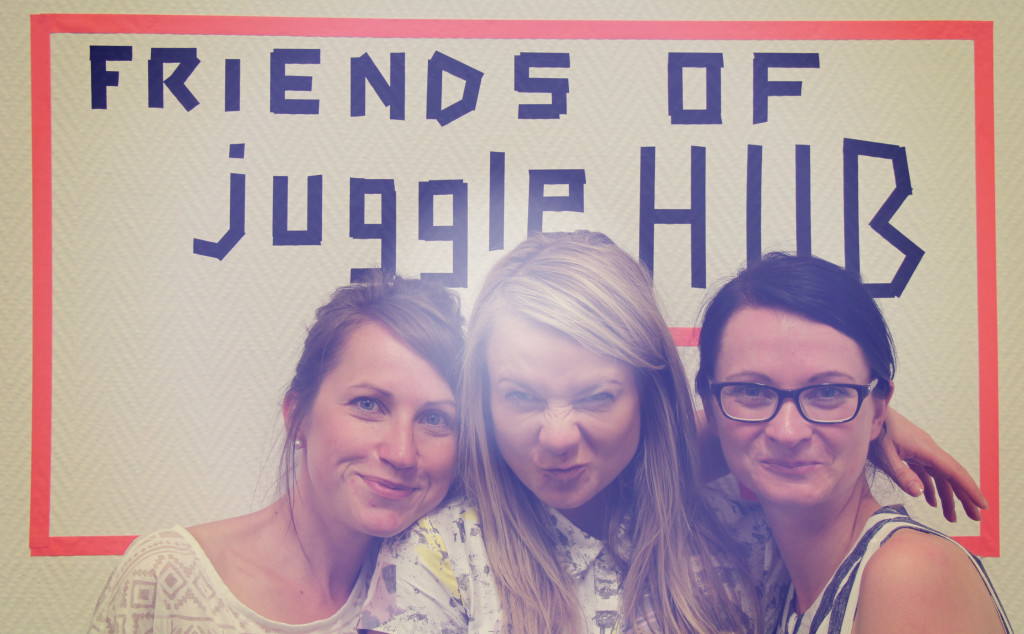 Friends of juggleHUB