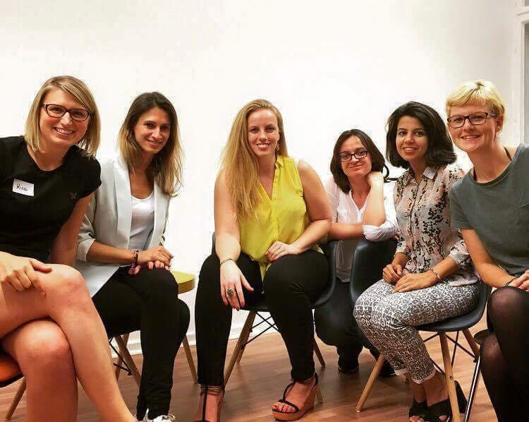 entreprenHERial stories meetup