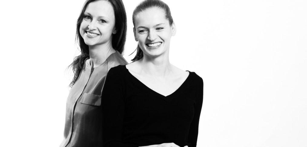 Foto Anja und Maria von JOIN