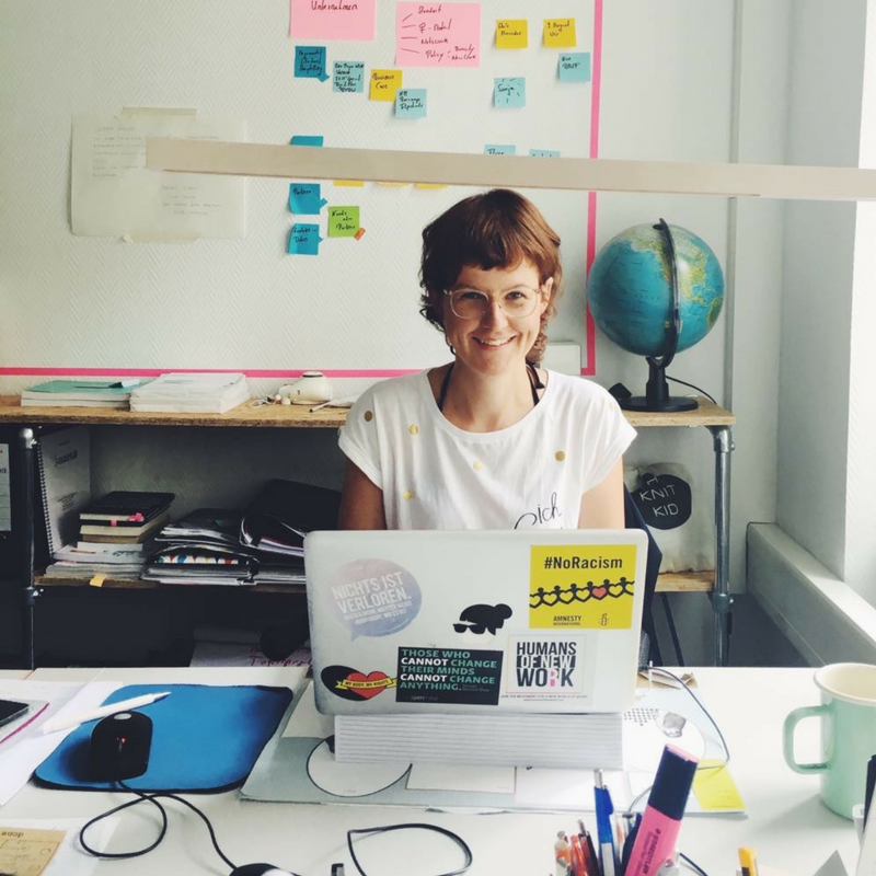 Co-founder: Katja