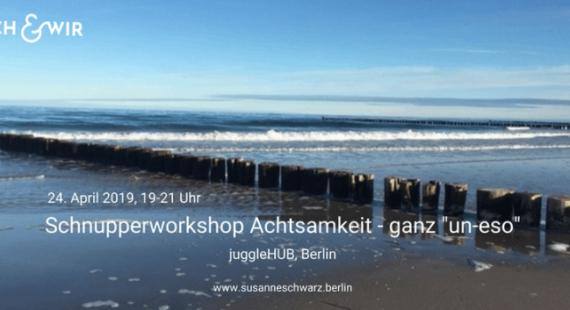 Achtsamkeit Workshop
